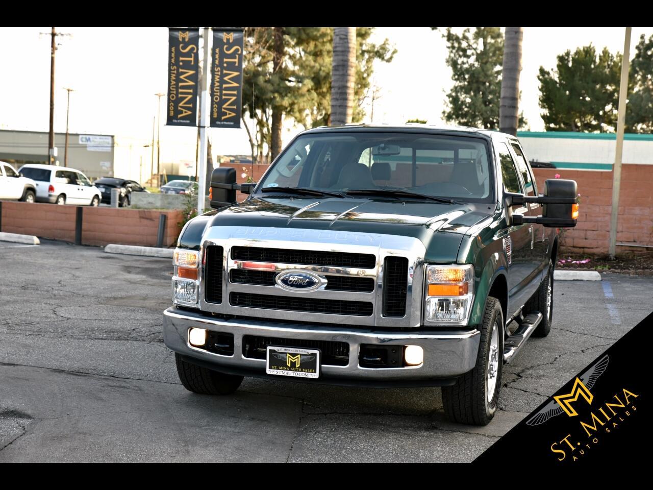 2010 Ford F-350 SD XLT Crew Cab 2WD