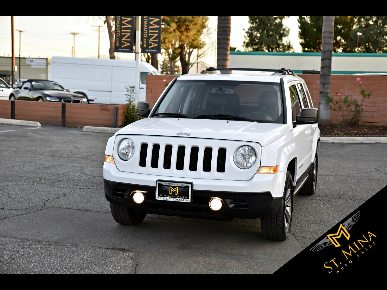 2014 Jeep Patriot High Altitude 2WD