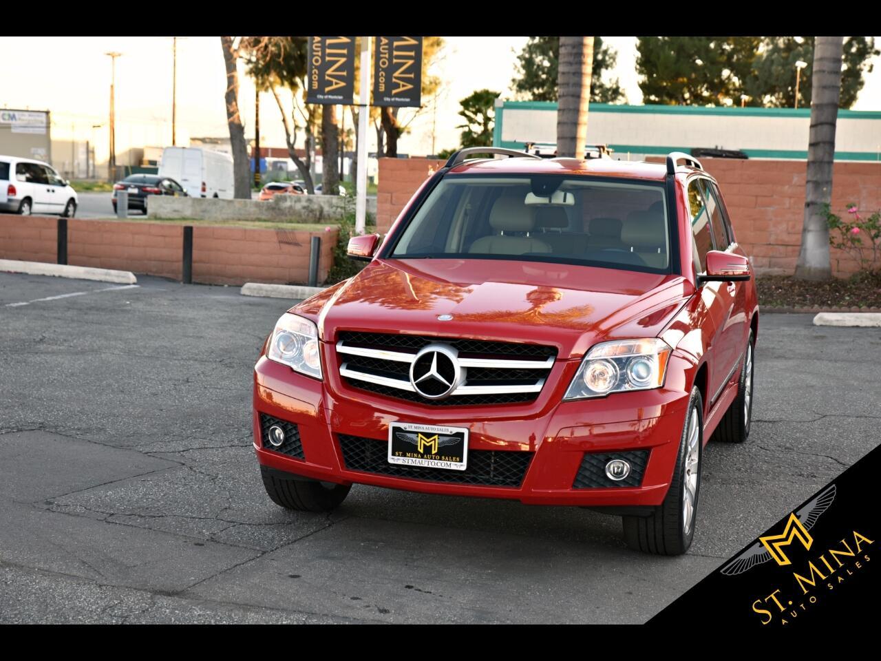 2011 Mercedes-Benz GLK-Class GLK350 4MATIC