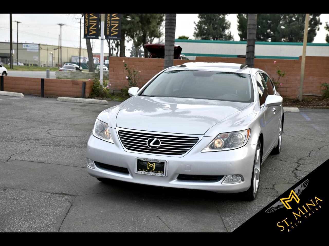 2008 Lexus LS 460 L Luxury Sedan