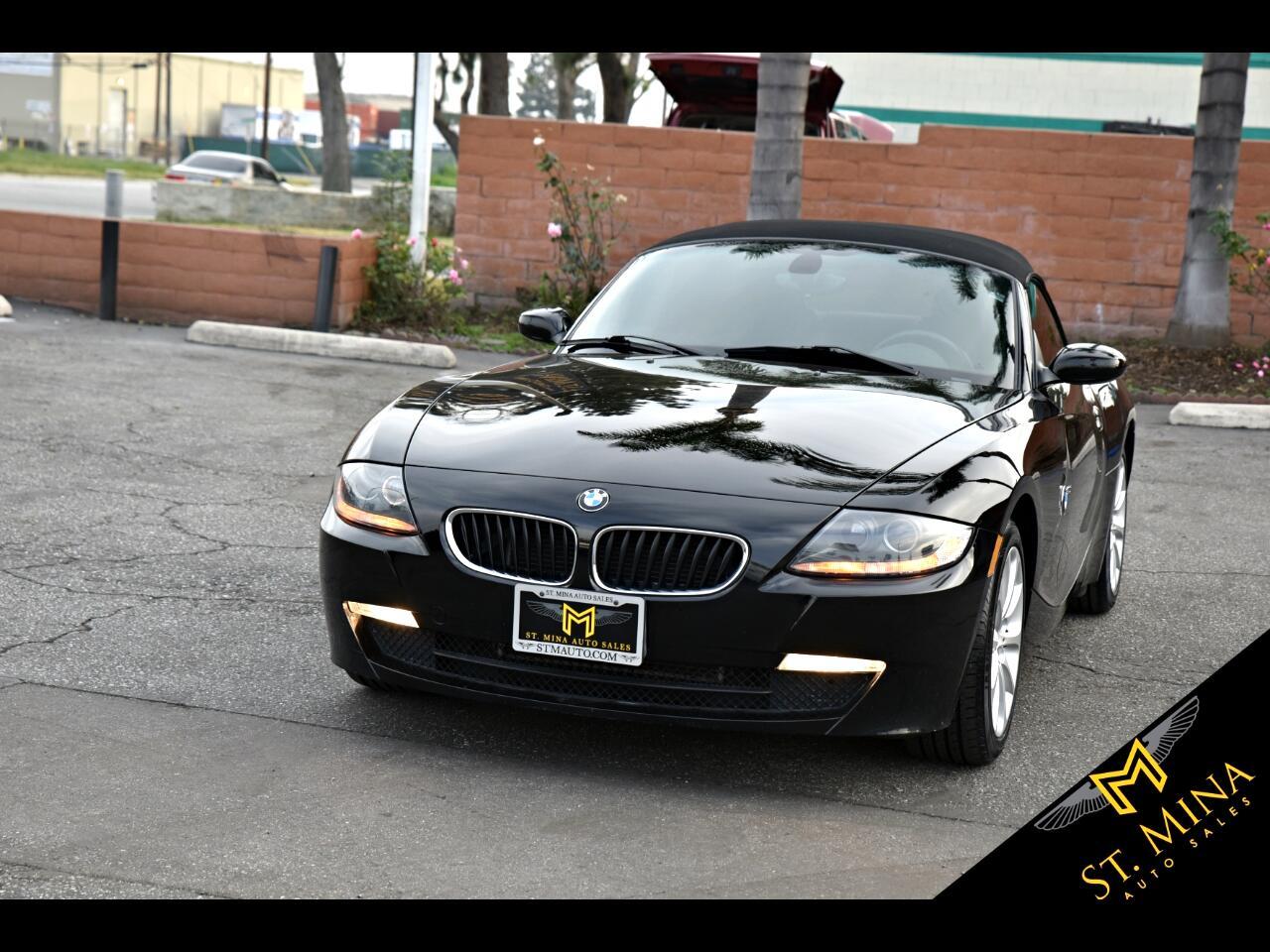 2007 BMW Z4 Roadster 3.0i