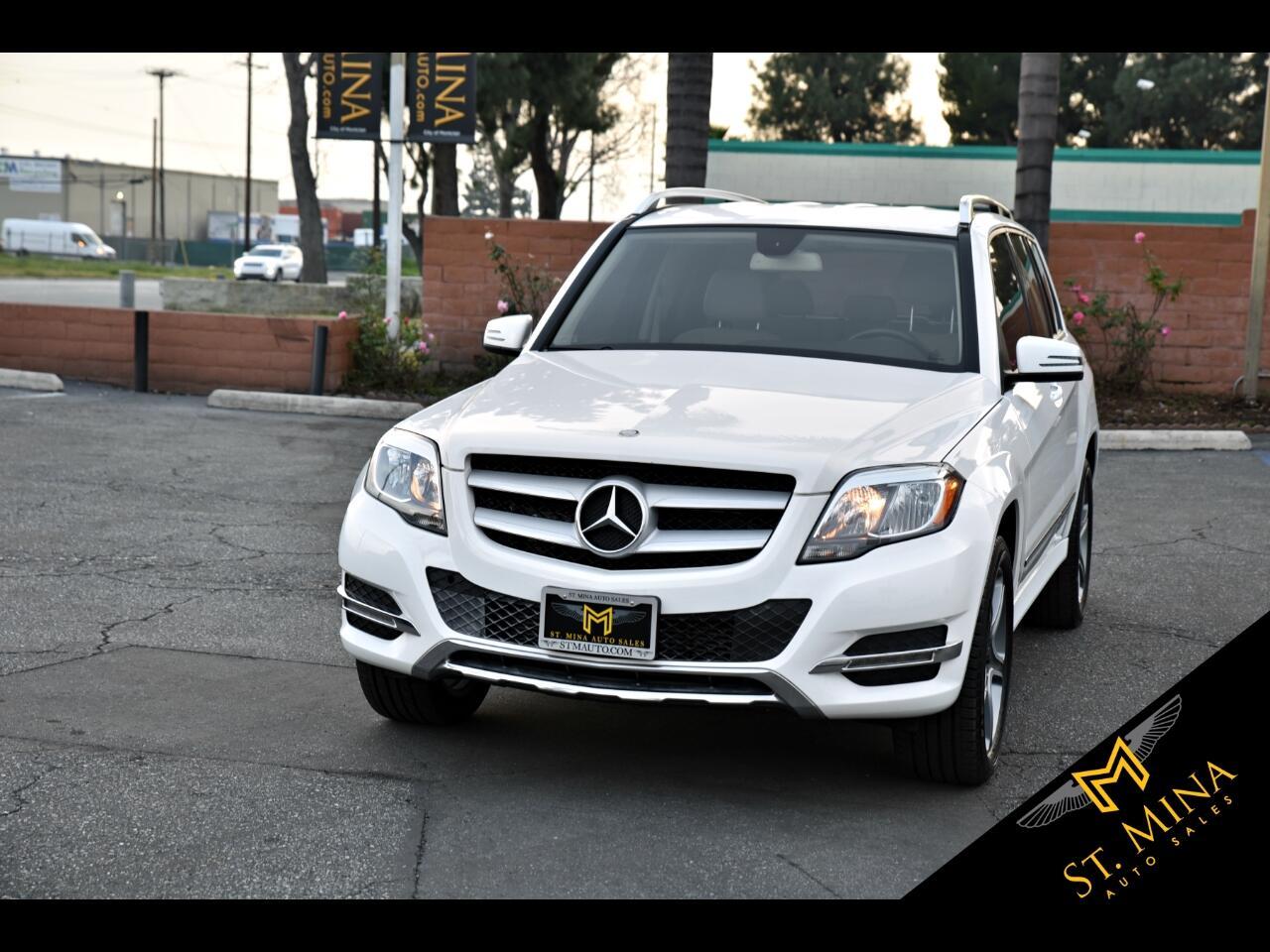 2013 Mercedes-Benz GLK-Class GLK250 BlueTEC 4Matic
