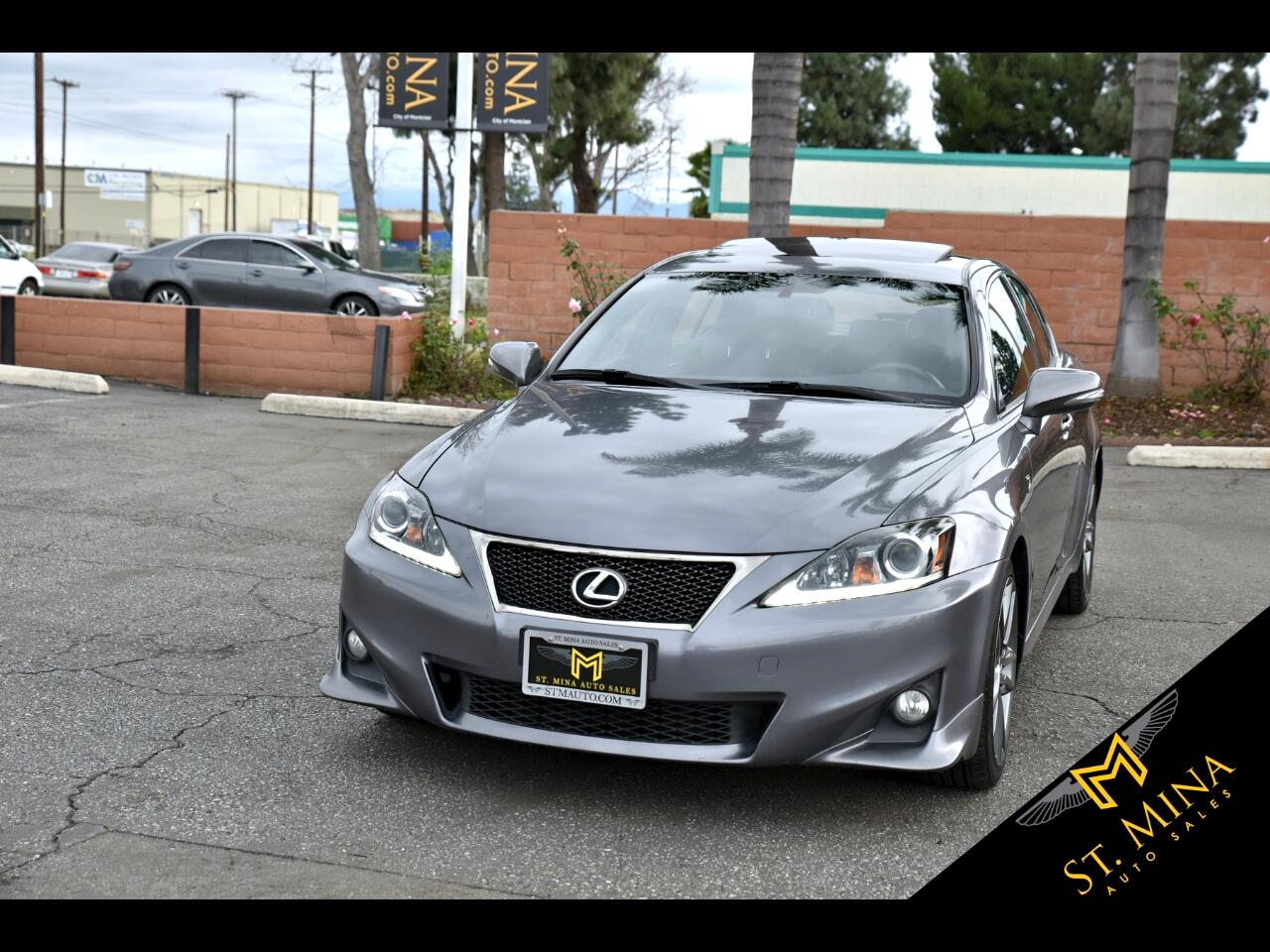 2012 Lexus IS 250 F Sport RWD