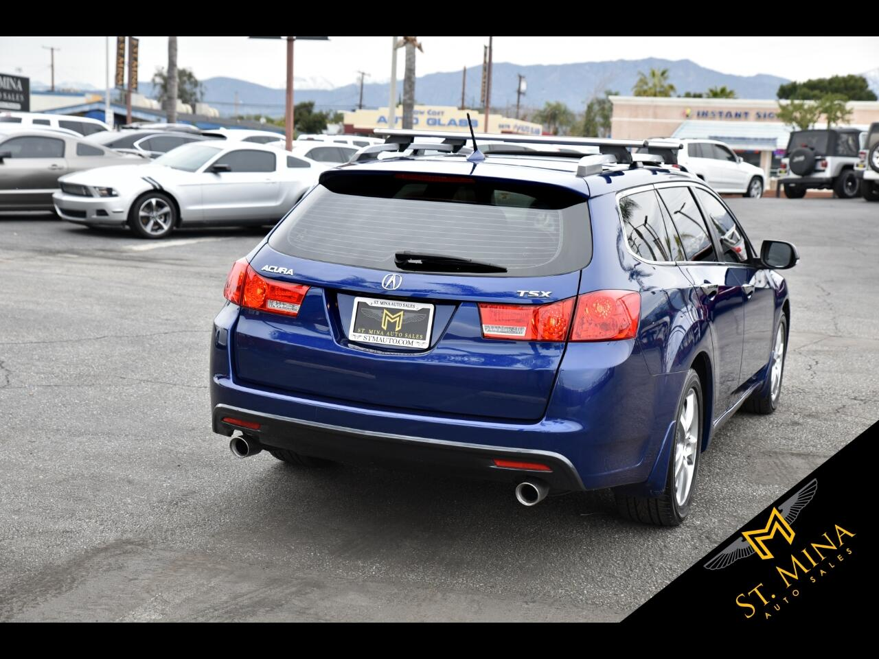 2014 Acura TSX Sport Wagon 5-Spd AT