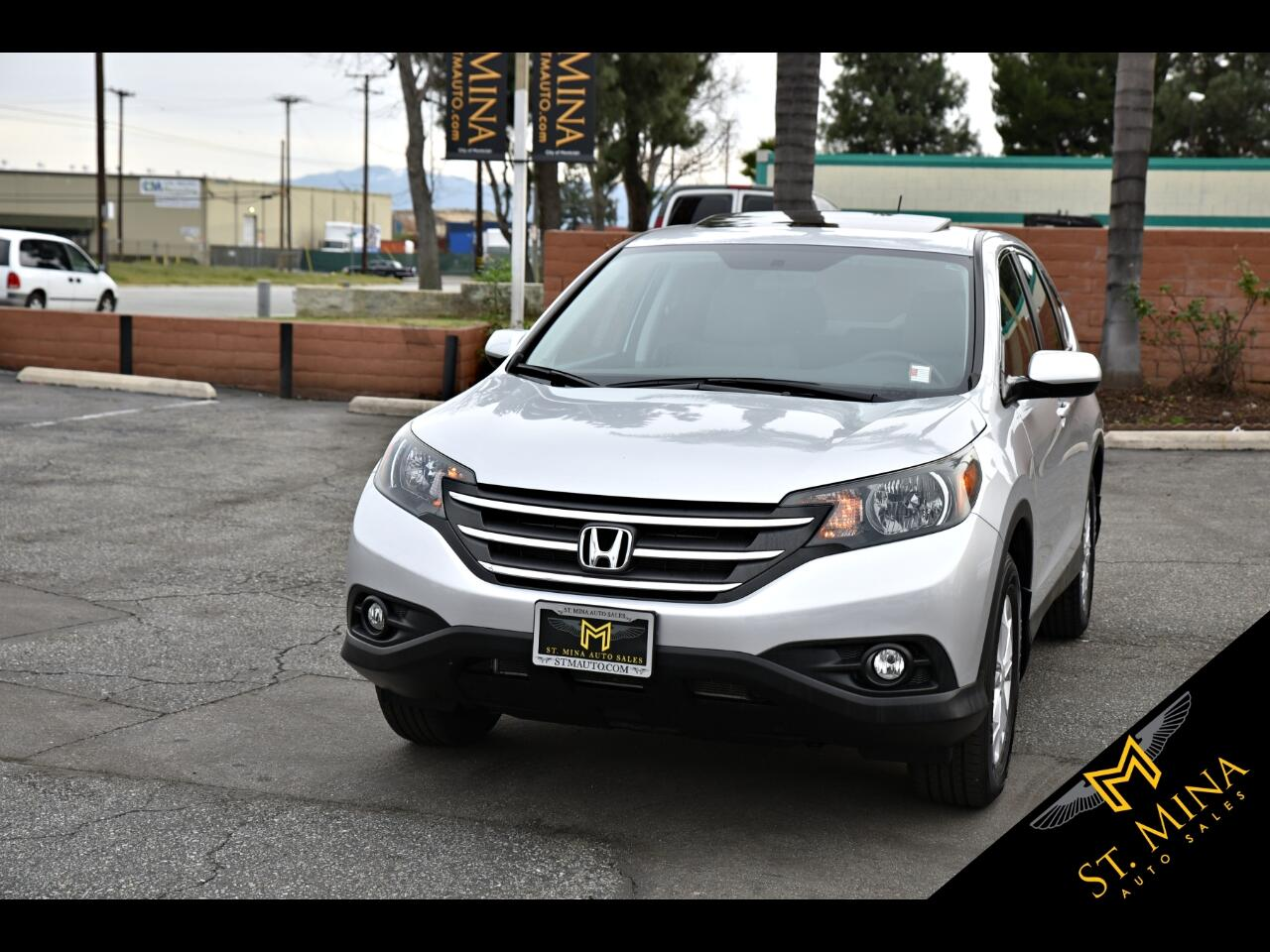 2014 Honda CR-V EX 2WD 5-Speed AT