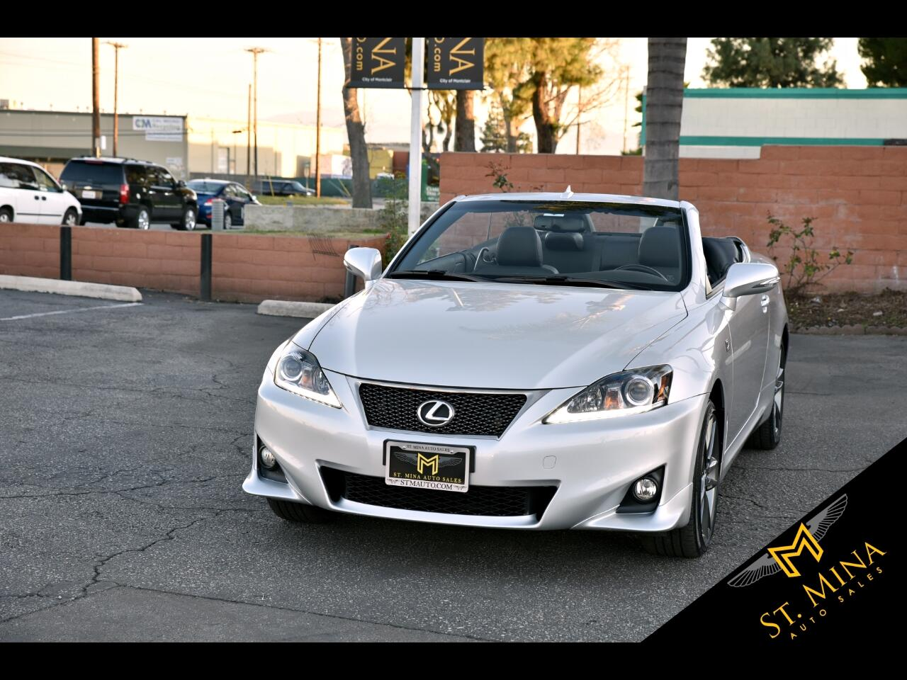 2013 Lexus IS C 350 F-Sport