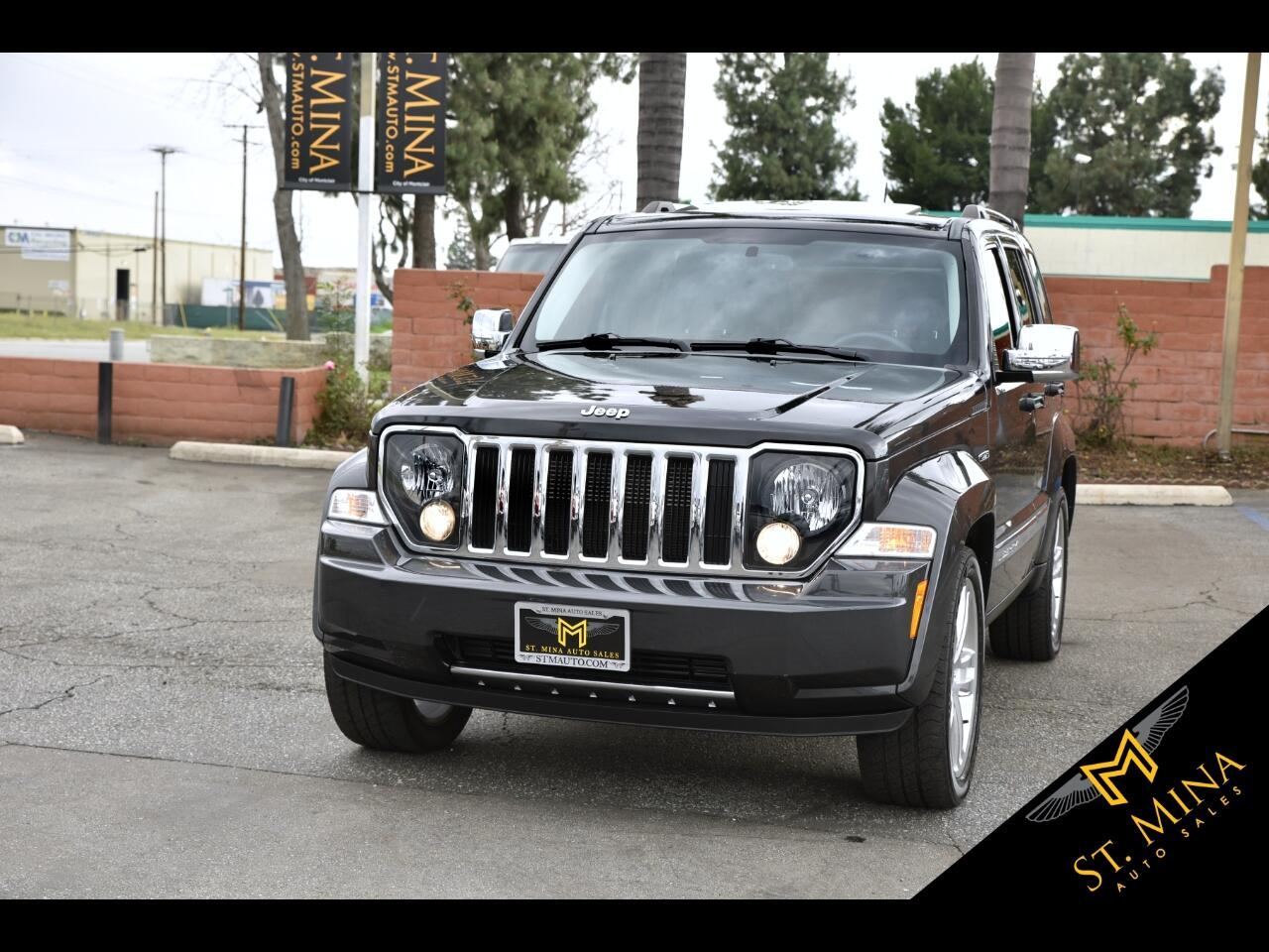 2011 Jeep Liberty Limited Jet 4WD
