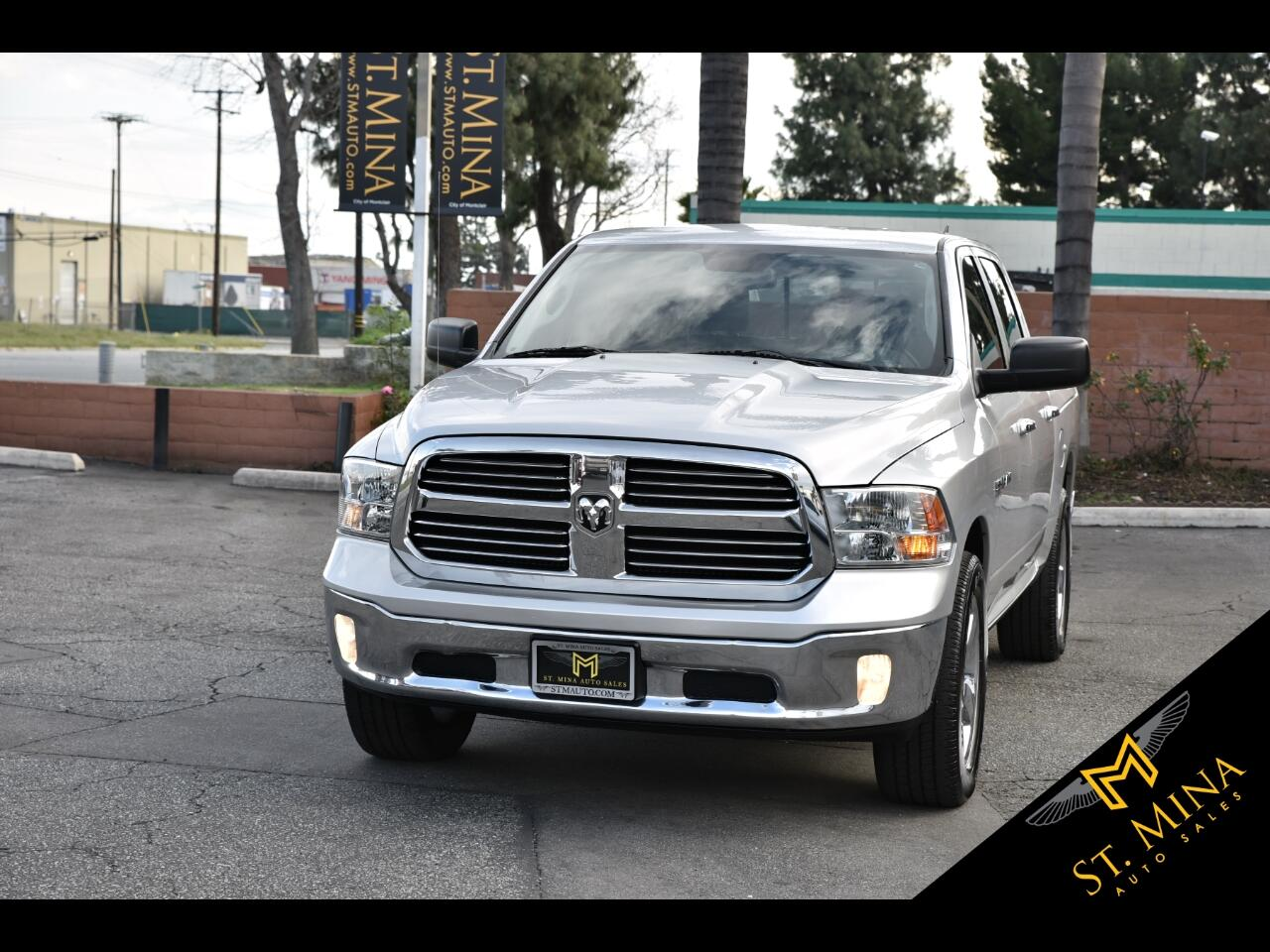 2014 RAM 1500 Big Horn Crew Cab 2WD