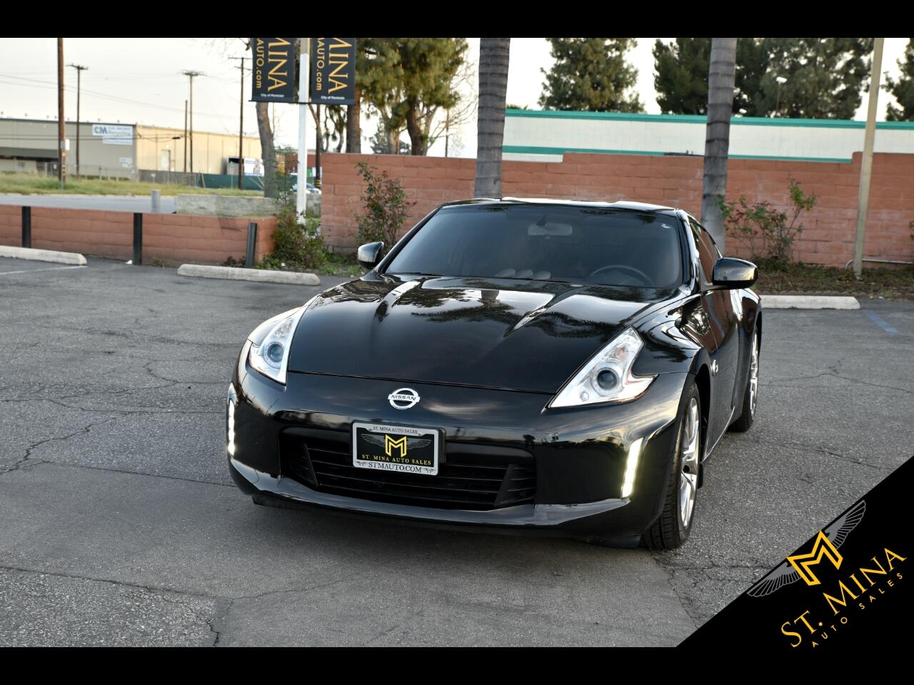 2013 Nissan Z 370Z Coupe 7AT