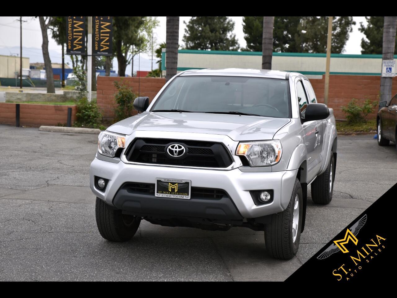 2013 Toyota Tacoma PreRunner Access Cab V6 Auto 2WD