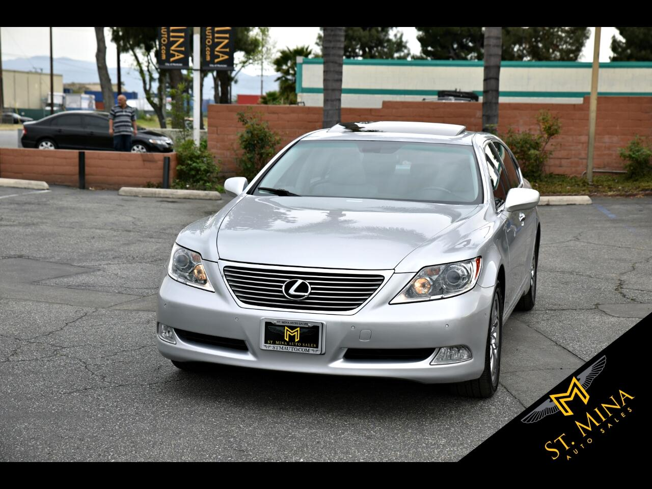 2009 Lexus LS 460 L Luxury Sedan