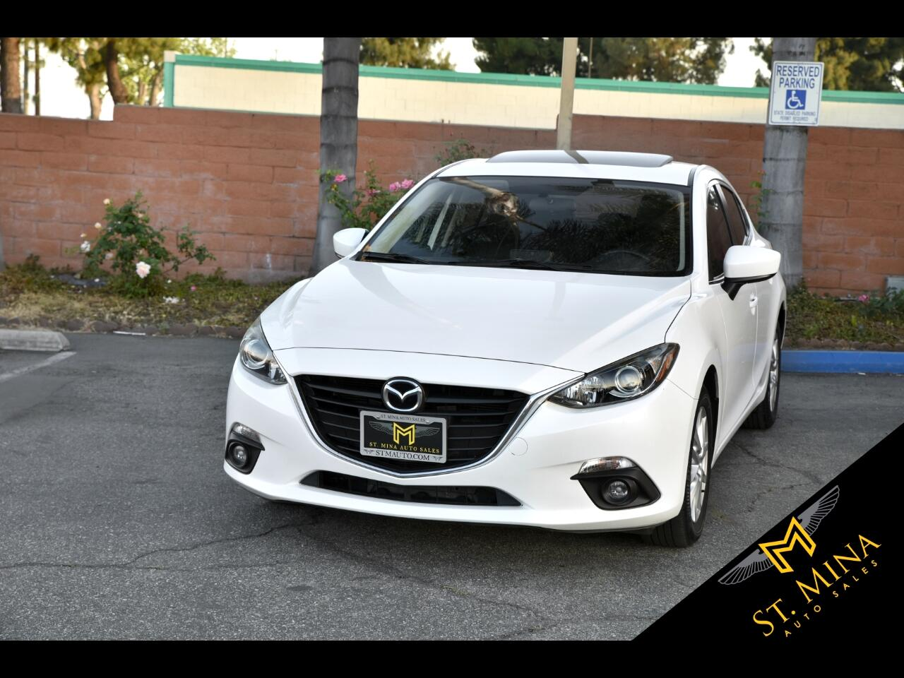 2015 Mazda MAZDA3 i Grand Touring AT 5-Door