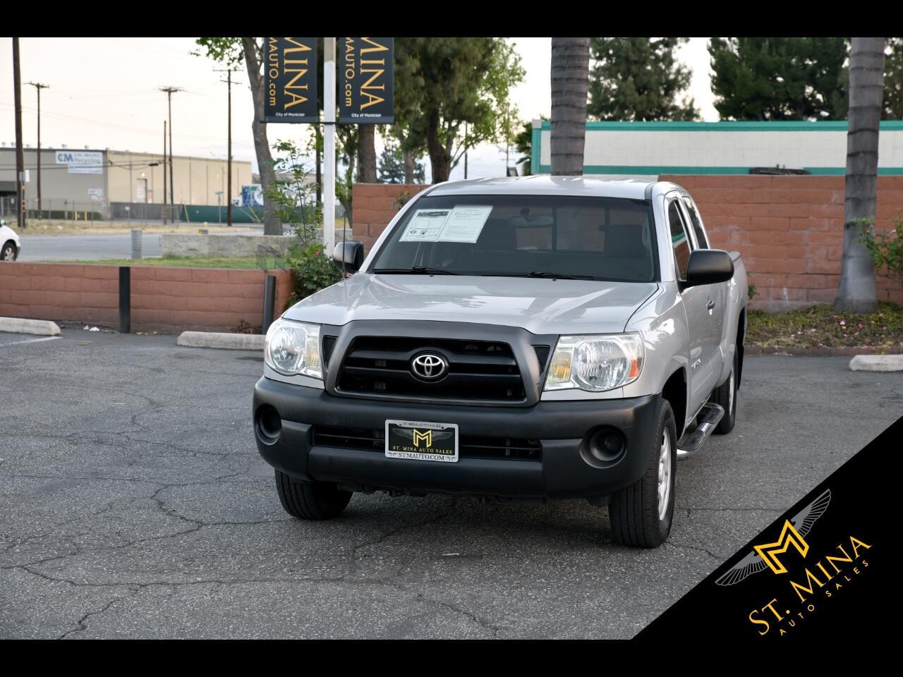 2007 Toyota Tacoma Access Cab 2WD