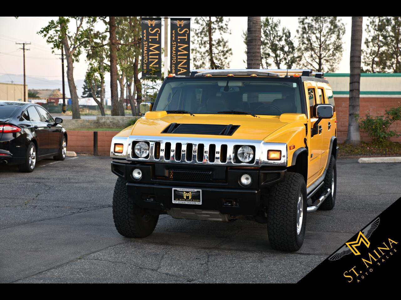 2004 HUMMER H2 Luxury Utility