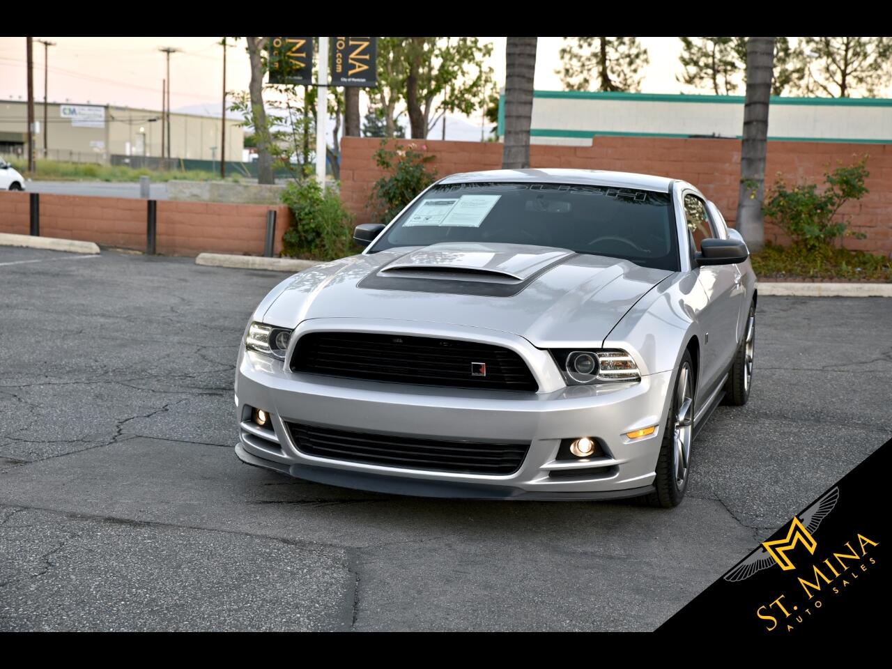 2014 Ford Mustang V6 Premium Roush RS Coupe