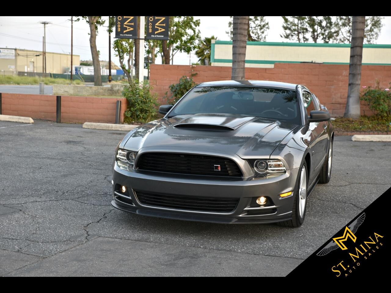 2014 Ford Mustang Roush RS V6 Coupe