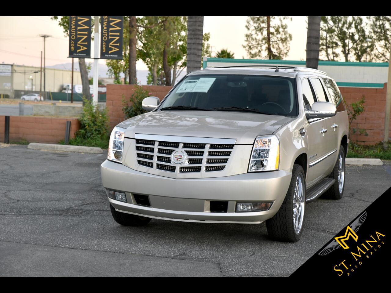 Cadillac Escalade ESV AWD 2013