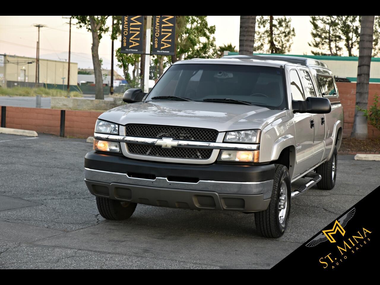 2004 Chevrolet Silverado 2500HD LS Crew Cab Long Bed 2WD
