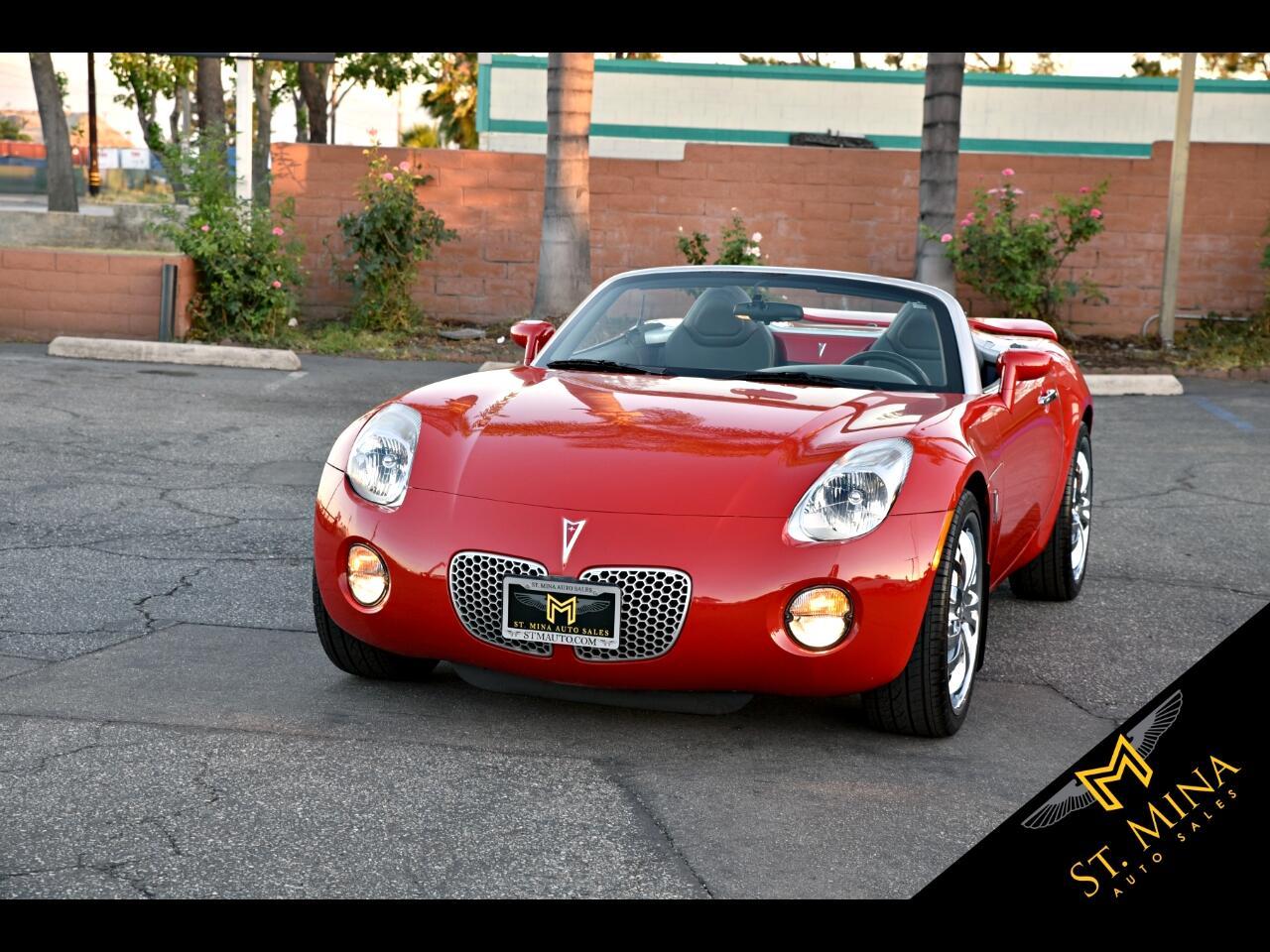 2006 Pontiac Solstice Roadster