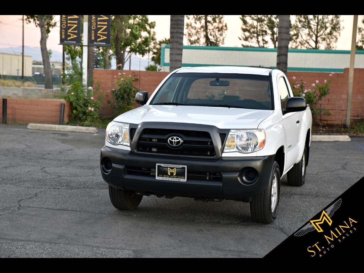 2006 Toyota Tacoma Regular Cab 2WD