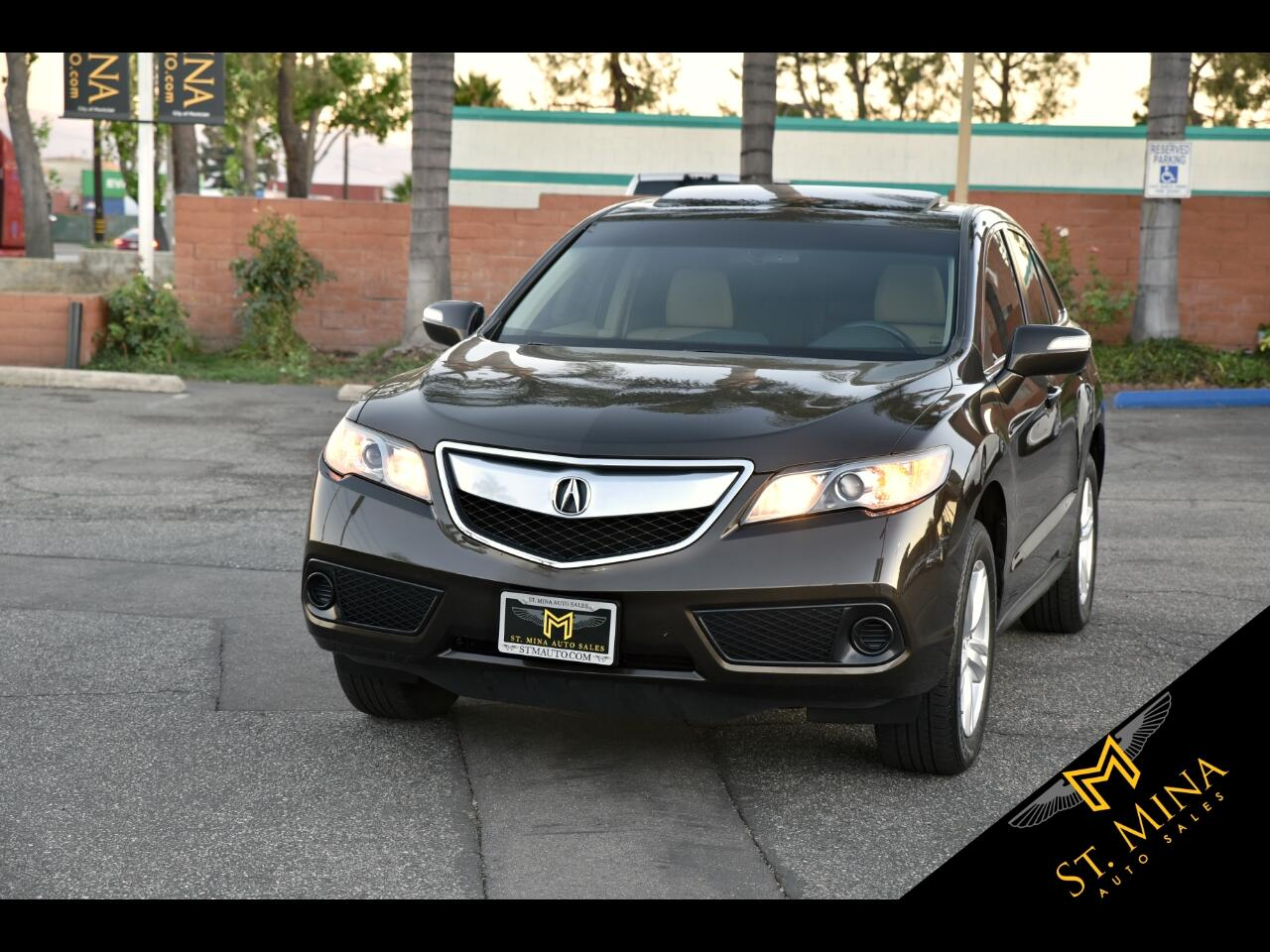 2014 Acura RDX 6-Spd AT