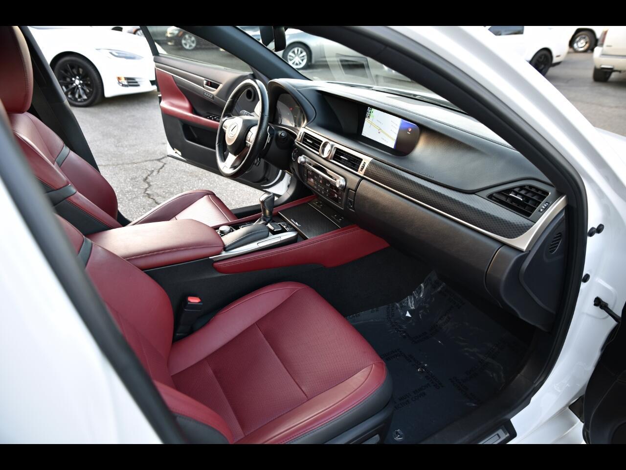 2016 Lexus GS 350 RWD F-Sport