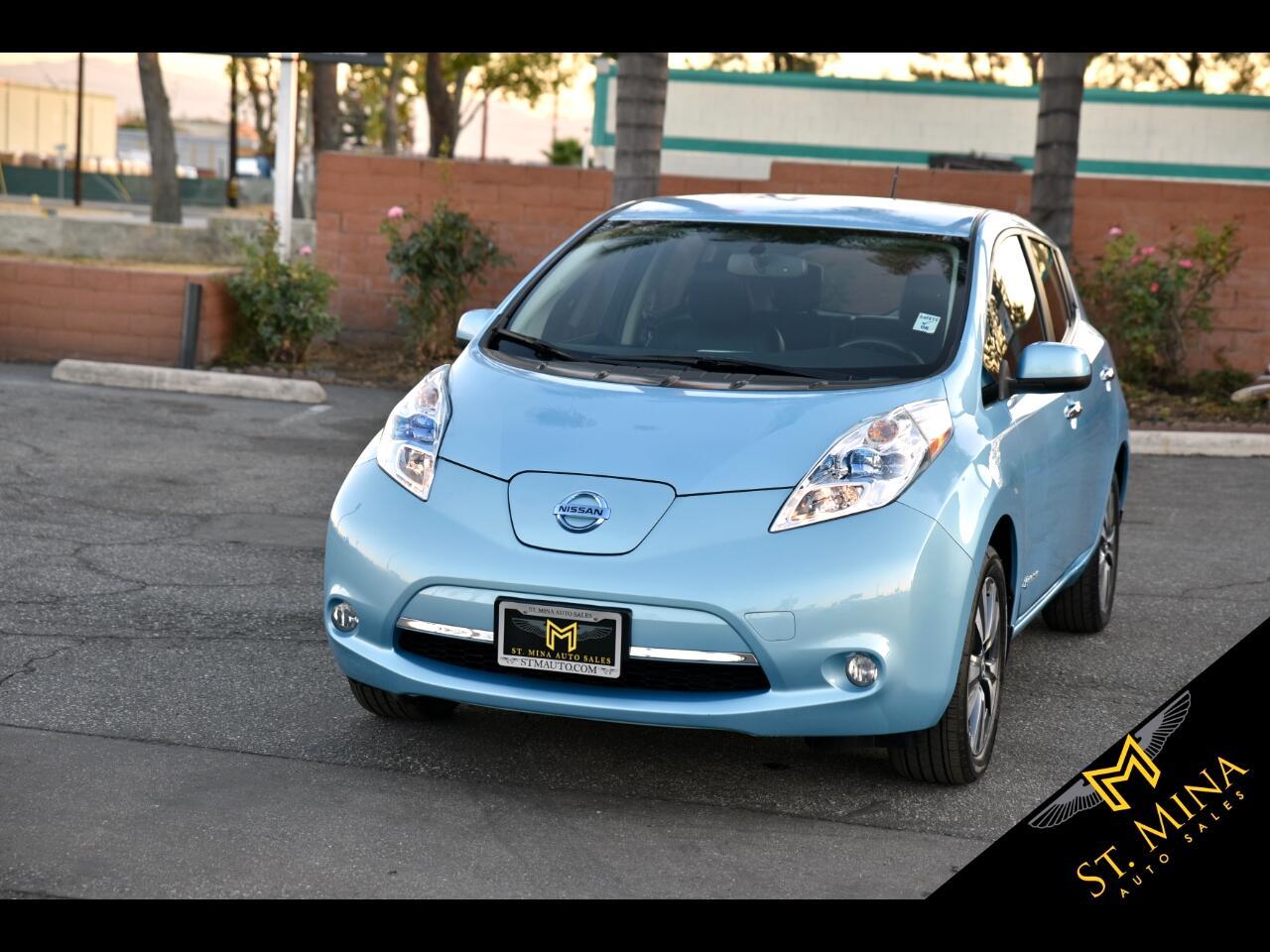 2015 Nissan Leaf SL Premium