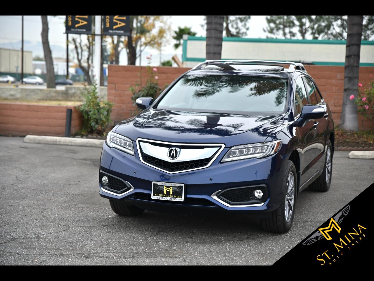 2016 Acura RDX 6-Spd AT w/Advance Package