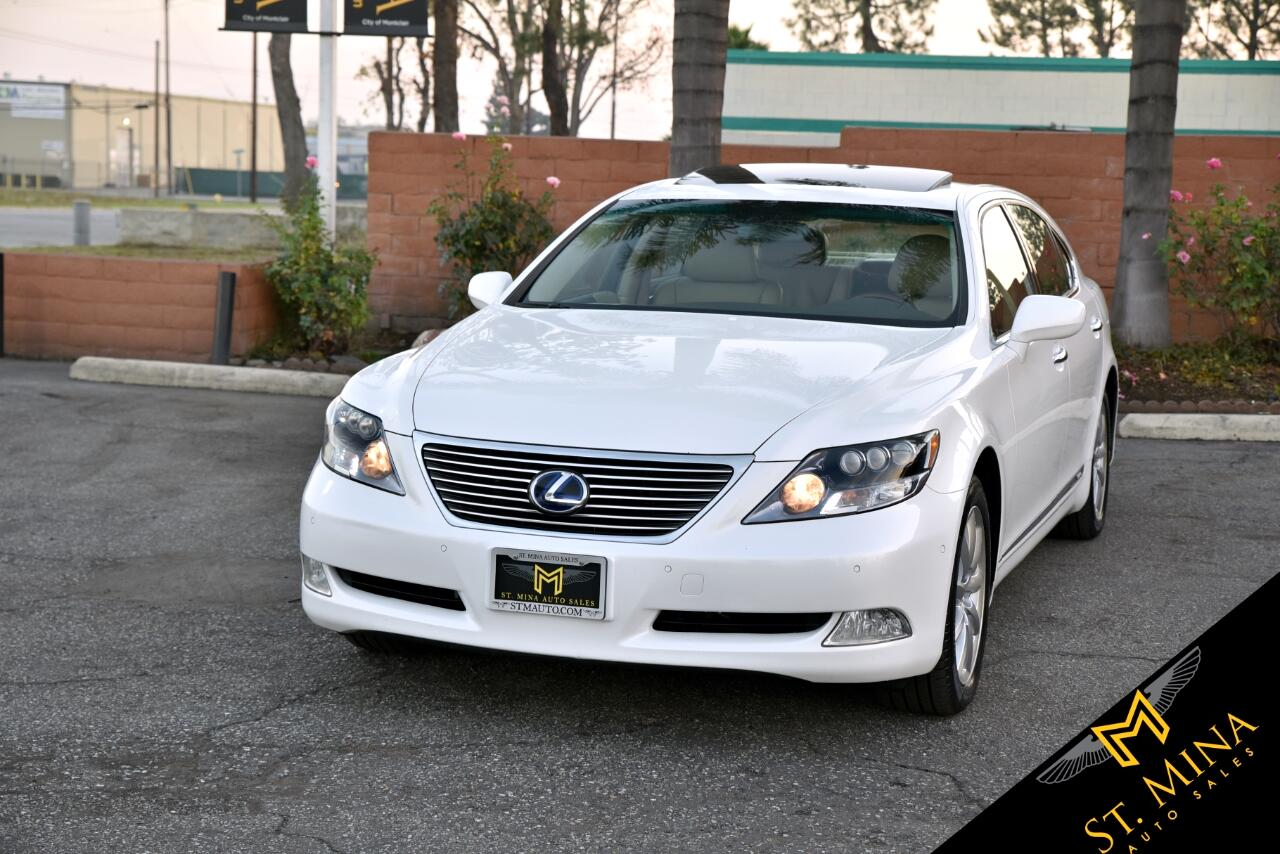 2008 Lexus LS 600h L Luxury Exacutive Sedan