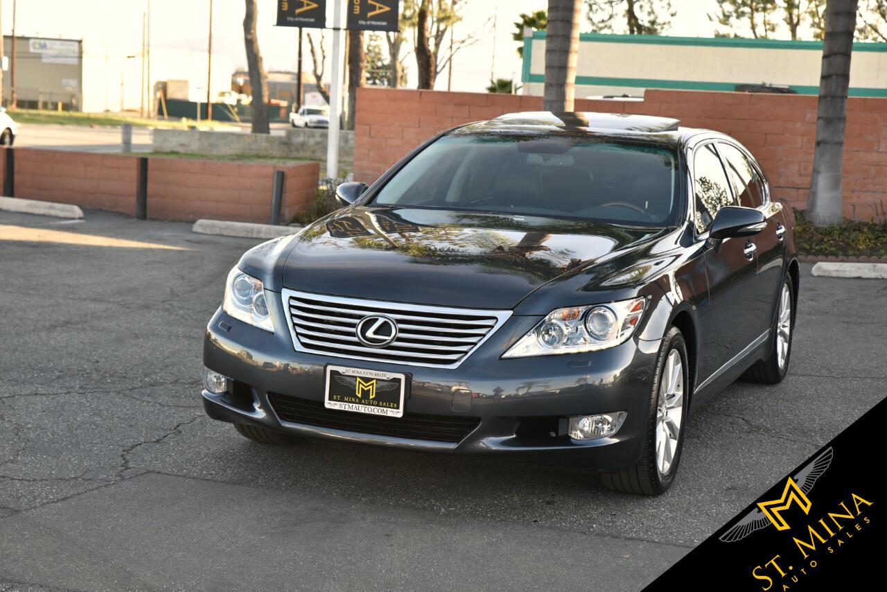 Lexus LS 460 Luxury Sedan 2011