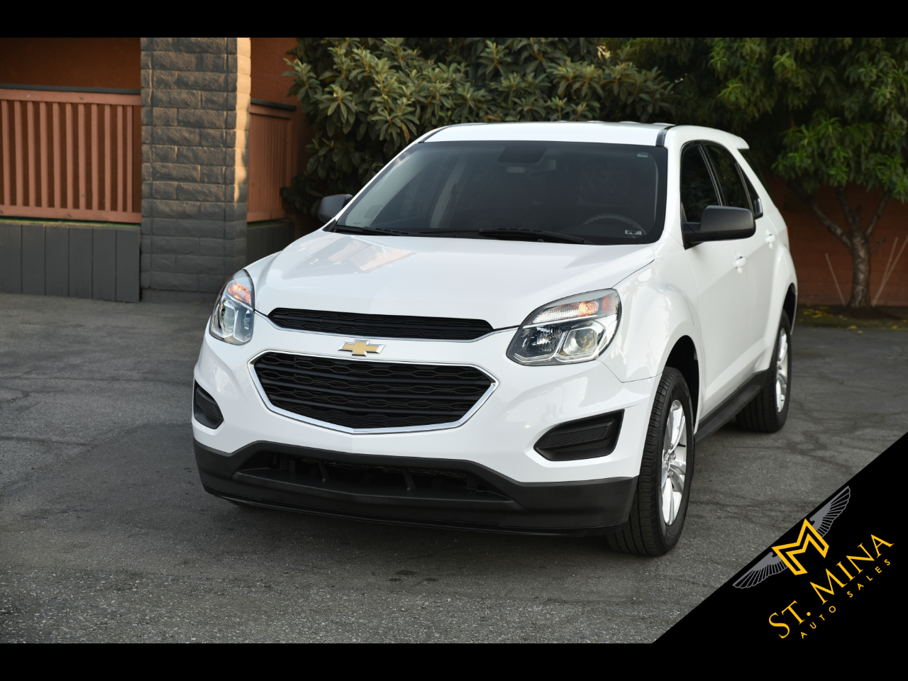 Chevrolet Equinox LS 2WD 2017