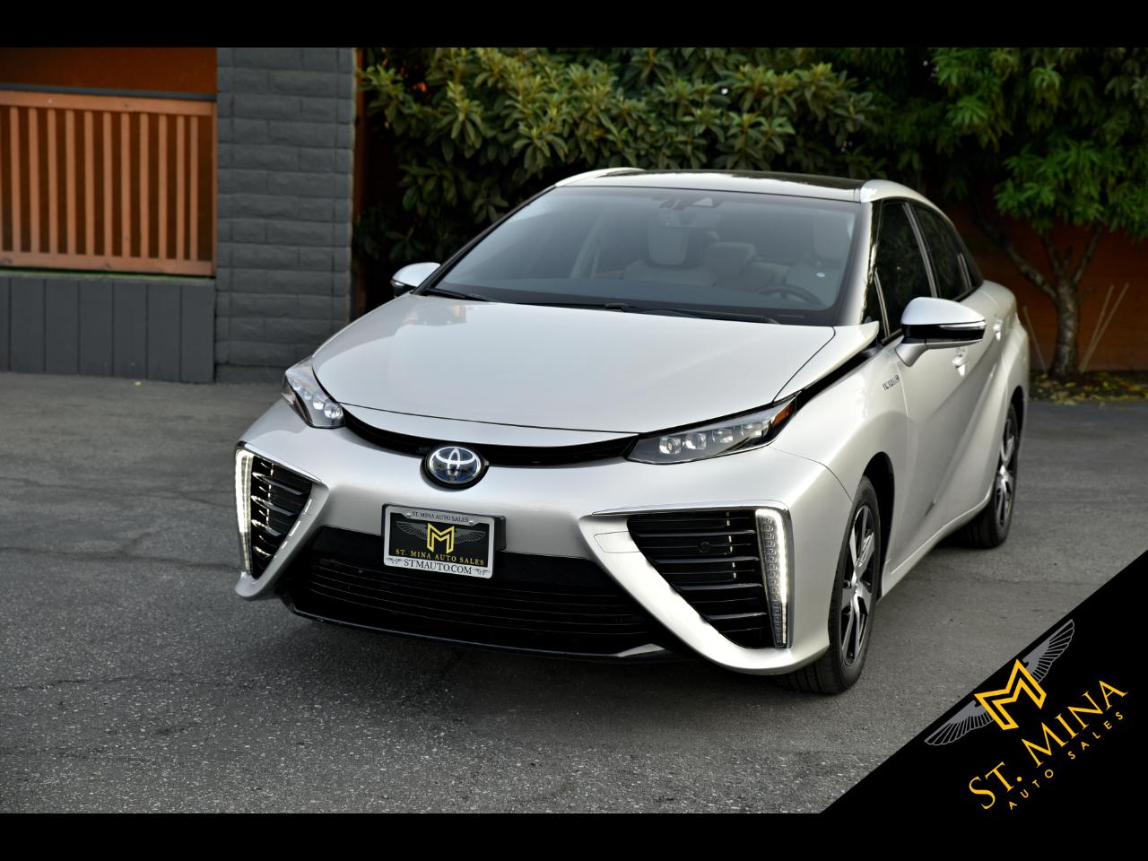 Toyota Mirai Sedan 2017