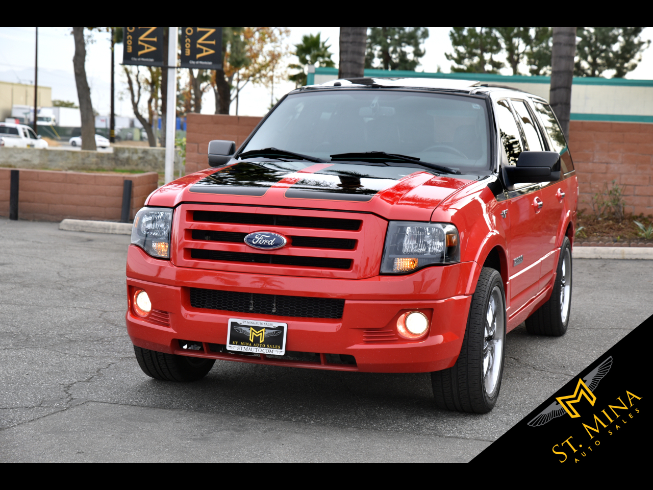 Ford Expedition Limited 2WD 2008