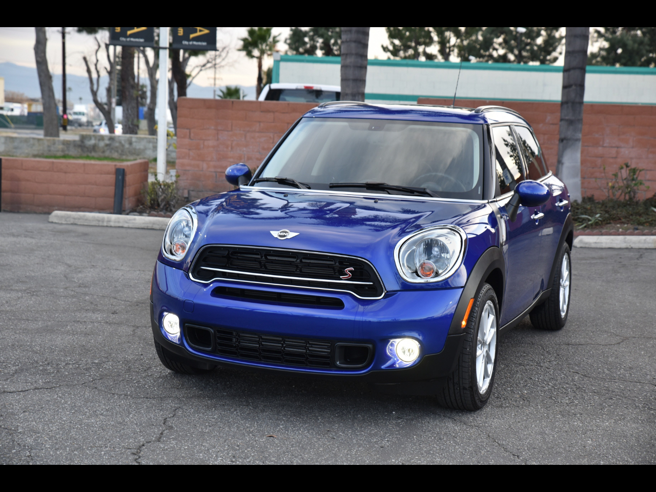 MINI Countryman S 2016
