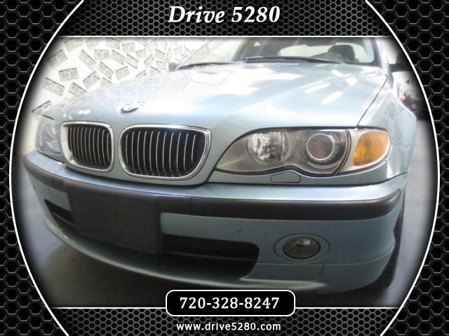 2003 BMW 3-Series 330xi Sedan