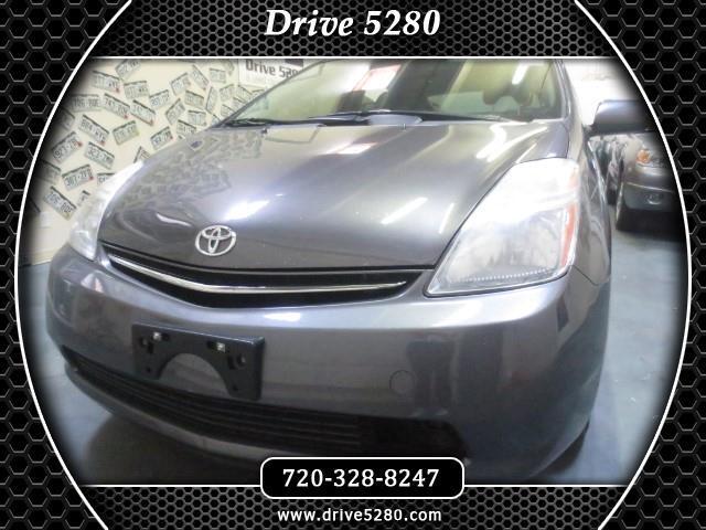 2008 Toyota Prius 4-Door Liftback