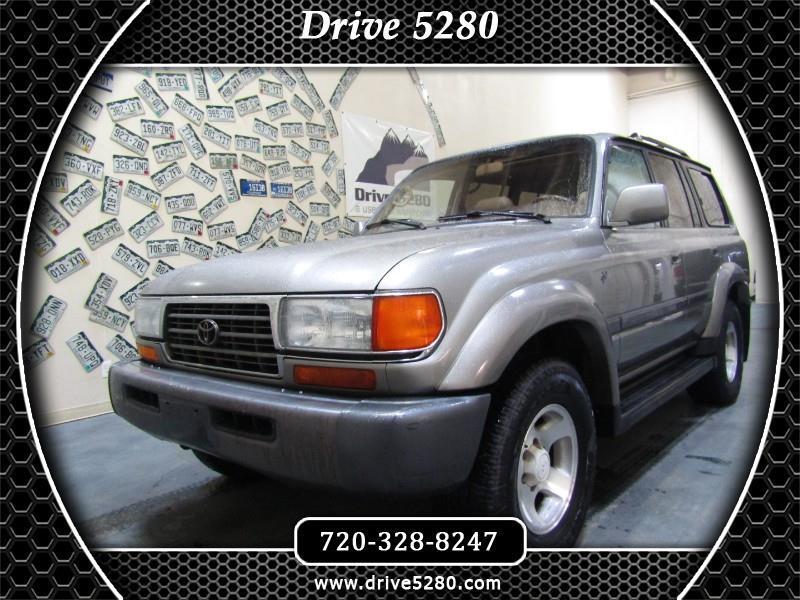 Toyota Land Cruiser 4WD 1997
