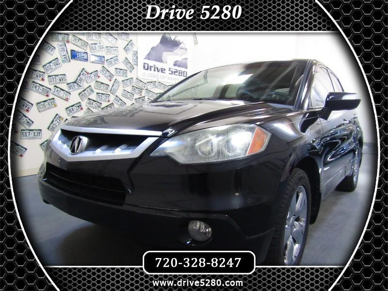 Acura RDX 5-Spd AT with Technology Package 2008