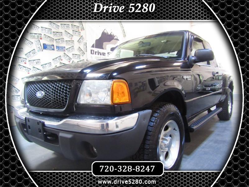 Ford Ranger Edge SuperCab 4WD 2003