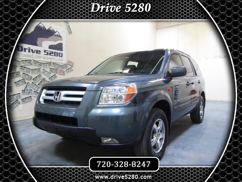 Honda Pilot 4WD EX Auto w/Leather 2006