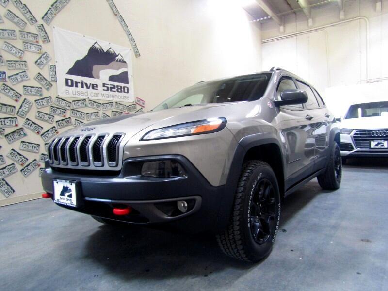 Jeep Cherokee Trailhawk 4WD 2017