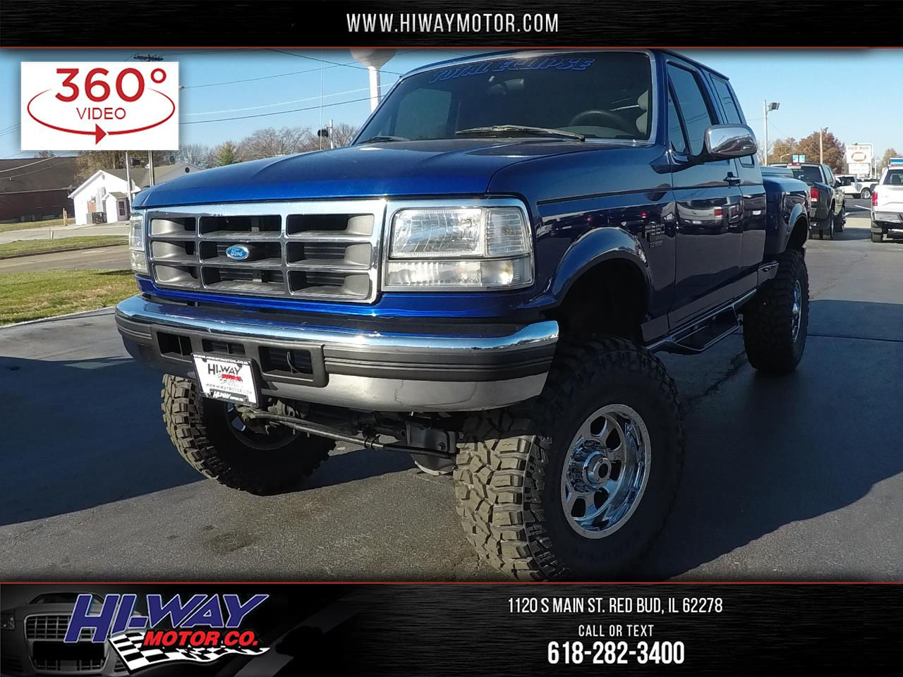 1997 Ford F-250 XL HD SuperCab Short Bed 4WD