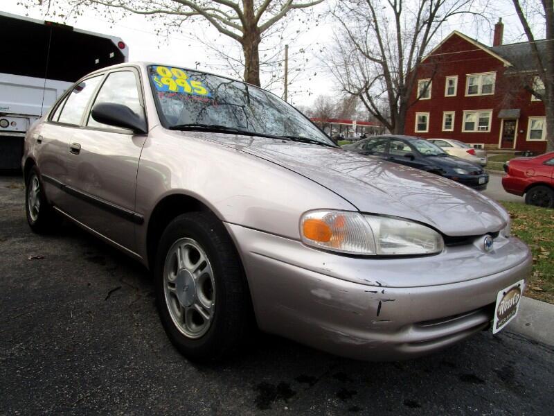 2000 Chevrolet Prizm LSi