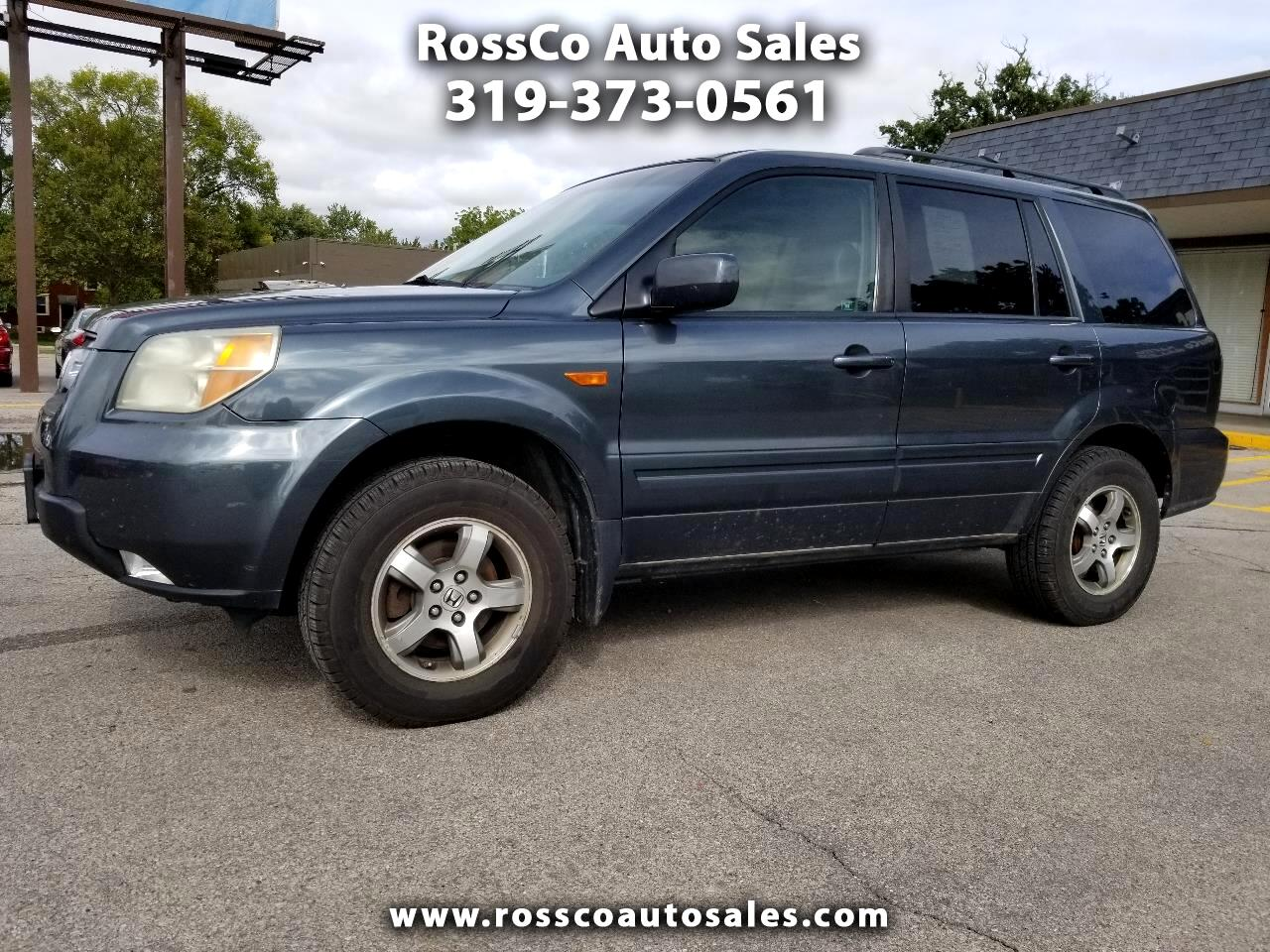2006 Honda Pilot EXL 4WD w/ Leather and DVD