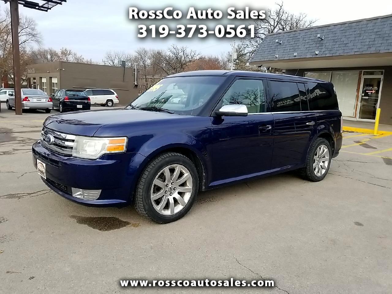 Ford Flex Limited AWD 2011