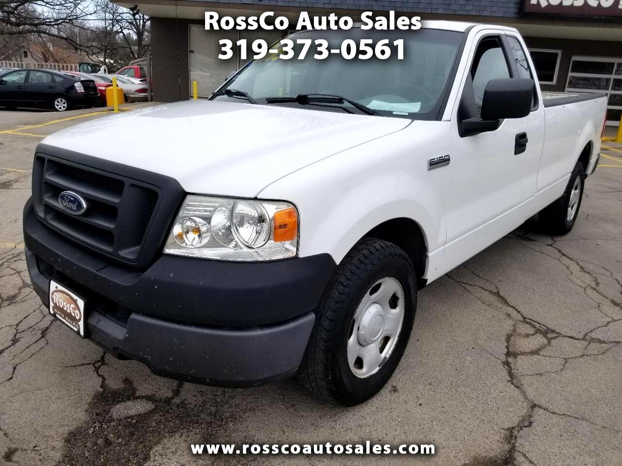 Ford F-150 XL Long Bed 2WD 2005