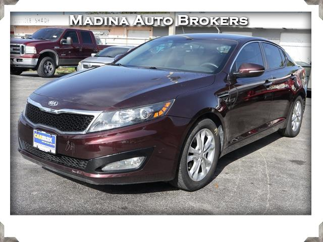 2013 Kia Optima LX MT