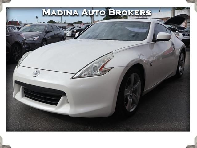 2010 Nissan 370Z 2dr Cpe Auto Touring