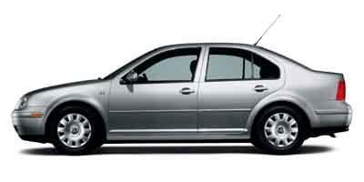 2003 Volkswagen Jetta Sedan 4dr Sdn GL Auto