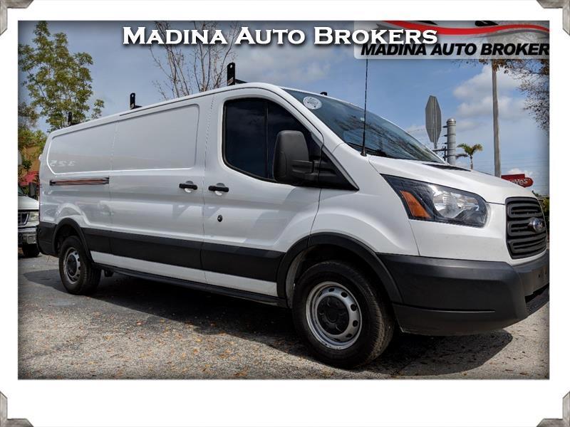 "2015 Ford Transit Cargo Van T-150 148"" Low Rf 8600 GVWR Sliding RH Dr"